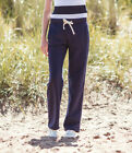 Front Row Ladies Track Pants Jogging Bottoms Womens Lounge Trouser Brushed FR601