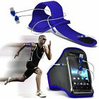 Sports Gym Fitness Armband Case Cover & Handsfree For Doogee DG120