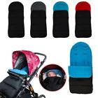 Universal Windproof Footmuff Cosy Toes Fit Car Seat Buggy & Pushchair Foot Cover
