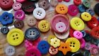 Sewing Button mixed lots replacement decorated brands craft collectibles 100+