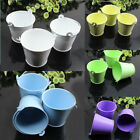 10 Pcs Mini Bucket Colored Metal Pails Candy Box Wedding Party Favour Box Gift