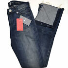 7 For All Mankind Womens Jeans 777 Rocker Distressed Limited u0111162u Boot cut