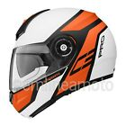 Helmet Flip-Up Schuberth C3 Pro Echo Orange