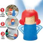 Angry Mama Microwave Cleaner Cooking Mama Kitchen Gizmo Cleanser Tools NEW - S