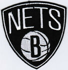 NBA Brooklyn Nets National Basketball Association Iron On Embroidered Patch on eBay