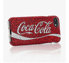 Customized Coca Cola Bling crystals phone case for various phone,phone cover $19.65  on eBay