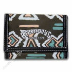 Billabong Lucia Womens Canvas Wallet Purse - Wolf