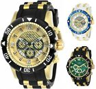 Invicta Men's Pro Diver Chronograph 50mm Gold-tone Watch - Choice Of Color