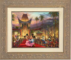 Thomas Kinkade Mickey and Minnie in Hollywood 12 x 16 Limited Edition S/N Canvas