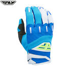 Fly Racing 2017 F-16 ADULT Motocross MX MTB Downhill Gloves - Black/Lime