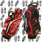 Внешний вид - NEW Team Golf Medalist Cart or Nassau Stand Bag NHL - Pick Your Hockey Team!!