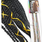 Magic String Box Braids Hair Accessories Braiding Hair Deco Styling Thin Shimmer