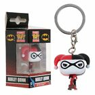 Pocket Keychain Baby Groot, Batman, Pikachu Vinyl Figure Keyring Hot