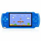 """4.3"""" Screen X6 8G 32 Bit Portable Handheld Game Console Player 10000 Retro Games"""