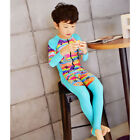 Kids One-Piece Wetsuits Long Sleeve Wet Suit Spearfishing Rash Guard Diving Suit
