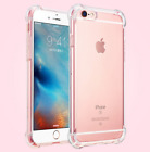 For iPhone 6s Case 6P Soft TPU Cover for iPhone X 7 8 Plus Clear Shockproof Case