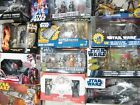 STAR WARS MIXTE PACKS DE BATAILLE/FIGURINE PAQUETS/VÉHICULES MIB