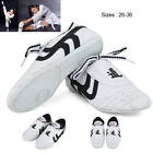Classic Taekwondo Shoes Children Adult Women Men Martial Arts Kung Fu Shoes EB