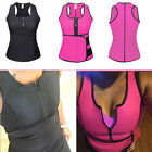 Plus Size Shapewear Weight Loss Neoprene Sauna Vest Sweat Waist Trainer Shapes