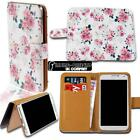 For Various Doro Smartphones -Leather Wallet Card Stand Magnetic Flip Case Cover