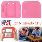 For Nintendo 2DS Anti-Slip Silicone Bumper Case Protective Full Body Cover Skin