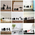 Creative Mouse Hole Removable Self-adhesive Decal Waterproof Wall Sticker Decor
