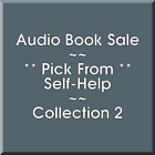 Audio Book Sale: Self-Help (2) - Pick what you want to save