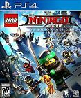 LEGO The Ninjago Movie Video Game - Sony PlayStation 4 - PS4 - New and Sealed