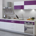 5 Color 3 Size Kitchen Cabinet PVC Self-Adhesive Wallpaper Rolls for Furniture
