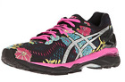 ASICS WOMENS GEL KAYANO 23 BLACK SILVER PINK GLOW SHOES **ALL SIZES BEST SELLER