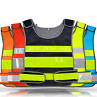 1PC Safety Security High Visibility Reflective Vest Jacket For Safe Traffic
