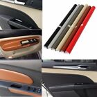Car Interior Vinyl Sticker DIY Leather Texture Dashboard Trim Wrap Sheet Film