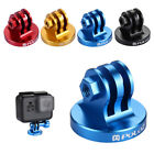 Aluminum Alloy Camcorder Tripod Mount Adapter For GoPro HERO4 Session 2 3 3+ 4 5