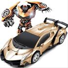 2018 Lamborghini 1:12 Transformers Car Action Figure Robot  Cars Toys Kids Gift