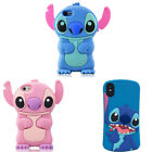 phone cases for xperia m2 - For Various Phone 3D Stitch Case Cover Cute Cartoon Animal Kawaii Soft Silicone
