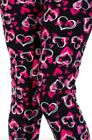 Valentine's Day Print Hearts Buttery Soft Leggings
