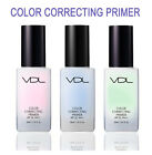 VDL Expert Color Correcting Primer Face Makeup Base Brightening Beauty Cosmetics