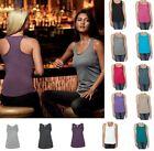 Anvil Ladies Tri-Blend Racer Back Tank