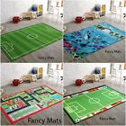Children Kids Fun rugs Bedroom Design Play Mats Non Slip Nursery Rugs in 3 sizes