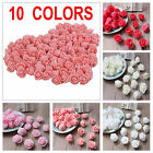 Foam Mini Roses Head Buds Small Flowers Wedding Home Party Decoration  30 100