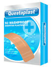 Waterproof Plasters First Aid Water Resistant Protect Comfort