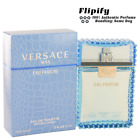 Versace Man Cologne Eau Fraiche 3.4 oz 100 ML 6.7 oz 200 ML MINI Gift Set NEW