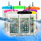 Underwater Waterproof Case Cover Pouch for Mobile Phones iPhone Samsung