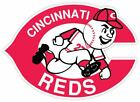 Cincinnati Reds Fan Vinyl Sticker Decal **SIZES** Bumper Cornhole Truck Car on Ebay