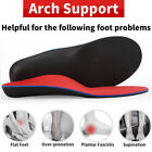 orthotics feet - Flat Feet Orthotic Insoles Arch Support Plantar Fasciitis Heel Feet Pain Relief
