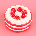 Lot 10cm Scented Strawberry Cake Squishy Soft Slow Rising Educational Cute Toy