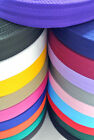 38/40mm Herringbone Webbing 19 Colours x1,x2,x5,x10,x25,x50 Metres,Straps,Crafts