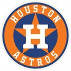 Houston Astros Fan Vinyl Sticker Decal **MANY SIZES** Bumper Cornhole Truck on Ebay