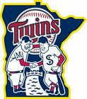 Minnesota Twins Fan Vinyl Sticker Decal **MANY SIZES** Bumper Cornhole Truck Car on Ebay