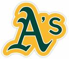 Oakland Athletics Mascot Vinyl Sticker Decal *SIZES* Bumper Cornhole Truck Car on Ebay